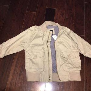 Brand New gap bomber jacket
