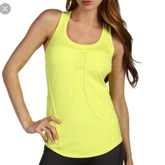 6d570eb99b5be Adidas by Stella McCartney Tops - ADIDAS BY STELLA MCCARTNEY RUN  PERFORMANCE TANK- L