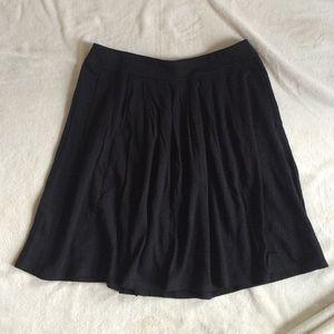 Eileen Fisher 100 percent linen skirt