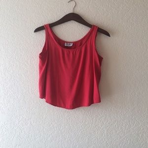 FOREVER 21 CROP TOP SIZE MEDIUM.