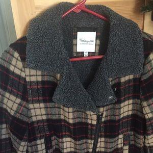 Heritage 1981 jacket with fleece lining