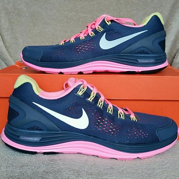 eac7702c8c56f7 New Nike Lunarglide 4 women s running shoe