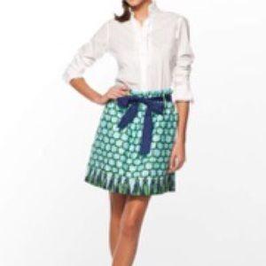 Lilly Pulitzer Avery Waist Skirt with Sash Belt