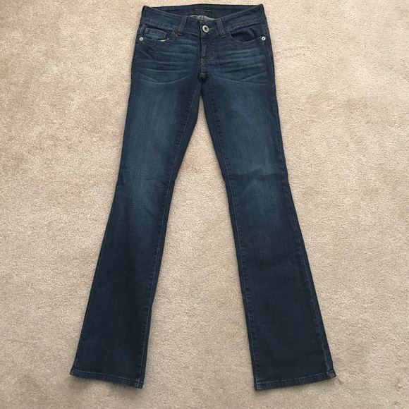 Details about GUESS Daredevil Bootcut Jeans size 26