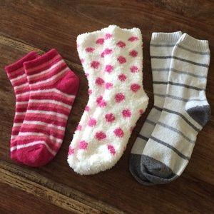 aerie Accessories - Fuzzy Socks!