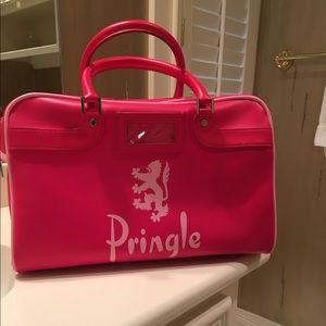 Pringle Handbags - Hot Pink Tote