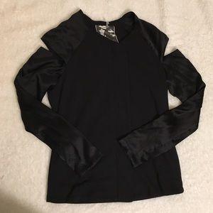 Young Fabulous & Broke Jackets & Blazers - Young Fabulous & Broke Cutout Shoulder Jacket