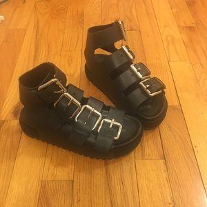 Alexander Wang Shoes - ALEXANDER WANG - IDINA ESPADRILLE SANDAL