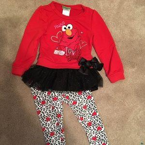 Sesame Street Other - Elmo set