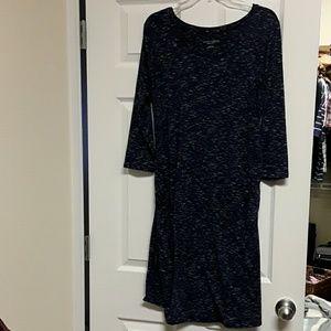 Liz Lange maternity dress