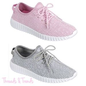 Threads & Trends Shoes - Just In! Fly Knit Mesh Sneakers