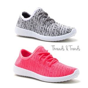 Threads & Trends Shoes - Fly Knit Sneakers
