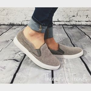 Threads & Trends Shoes - Soft  Slip On Sneaker