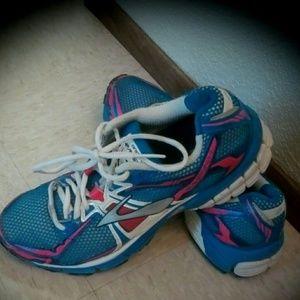 Brooks Shoes - 👟👣Brooks Athletic Running Shoes, Size:9👣👟