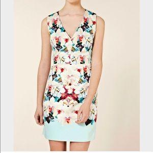 NWT ASOS Oasis Hawaiian Floral Print Dress
