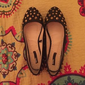 BDG flats with spikes