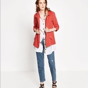 Zara Jackets & Blazers - 🆕Zara Woman Safari Jacket