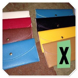 Handbags - Wallet listing ( one free with bag purchase)