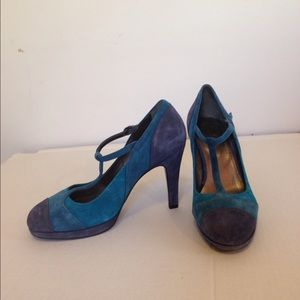 Boden Shoes - Boden heels, leather size 38/ 8