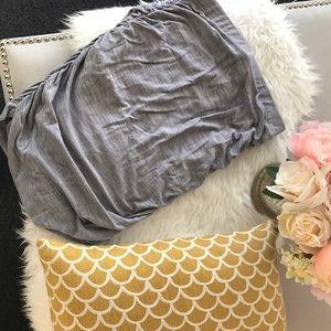Splendid Dresses & Skirts - Splendid grey tube skirt
