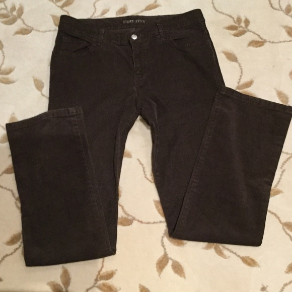 65% off Dead Sexy Denim - DEAD SEXY BROWN CORDUROY JEANS from ...