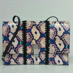 "Proenza Schouler Handbags - ♡HP♡ PROENZA SCHOULER snakeskin small ""lunch"" bag"