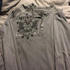 Affliction Other - Men's Affliction Henley