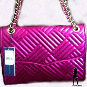 Rebecca Minkoff Handbags - Rebecca Minkoff Metallic Handbag