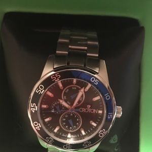 Croton Other - CROTON MENS NIB AUTHENTIC AQUAMATIC