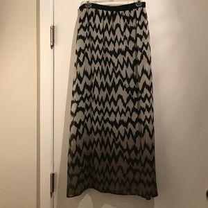 Pleione Dresses & Skirts - Pleione Ombré Long Skirt Medium