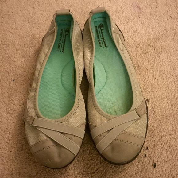 memory foam ballet flats
