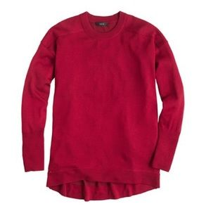 J. Crew Sweaters - J. Crew Merino-cotton Tunic Sweater
