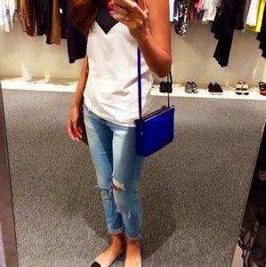 Celine Handbags - AUTH CELINE TRIO Royal Blue