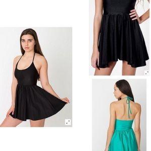 American Apparel Dresses & Skirts - American apparel black skater dress
