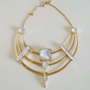 Alexis Bittar Jewelry - NEW 445$ Alexis Bittar miss havisham necklace.