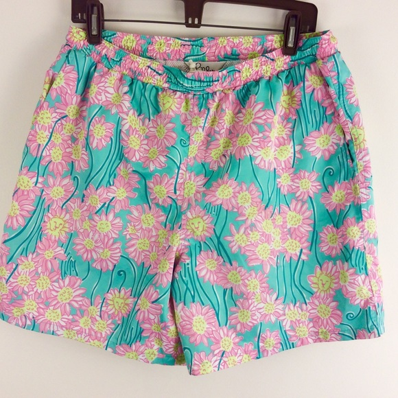 52bc72ad8a9677 Lilly Pulitzer Other - Lilly Pulitzer men's swim trunks shorts Medium M