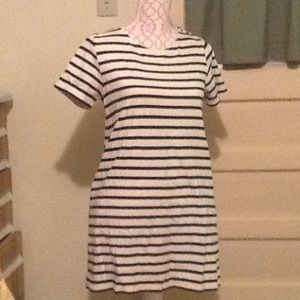 Forever 21 Dresses & Skirts - Striped t shirt style dress