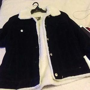 Jackets & Blazers - Black women's coat