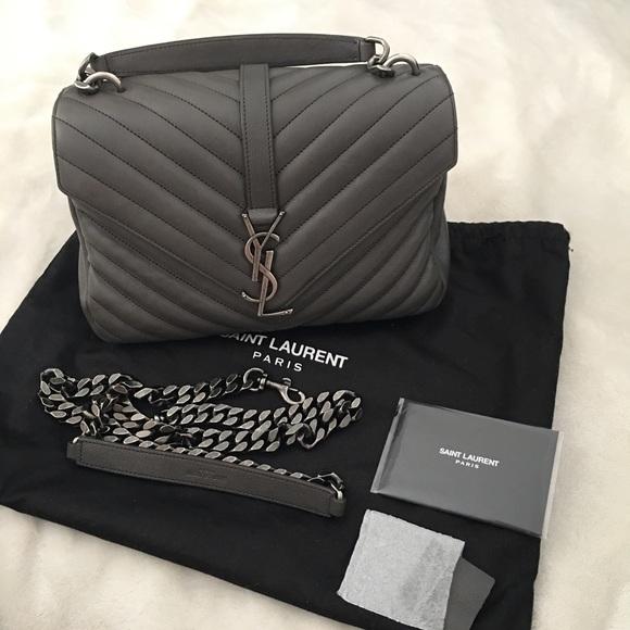 2198c1b31a78 16% off Yves Saint Laurent Handbags - 🚫SOLD🚫 YSL Monogram .