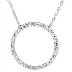 Giani Bernini Jewelry - 🎉1 HR sale🎉Giani Bernini Cubic Zirconia Necklace