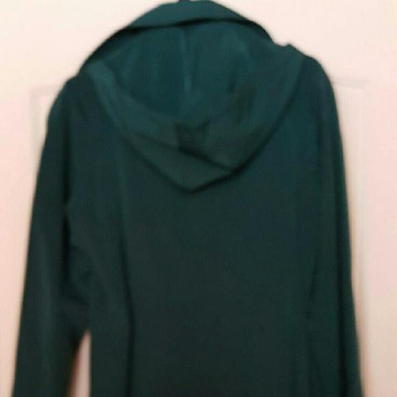 London Fog Jackets & Coats - CCO *Green London Fog Raincoat*