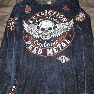 Affliction Other - Long sleeved, thermal Men's Affliction Shirt