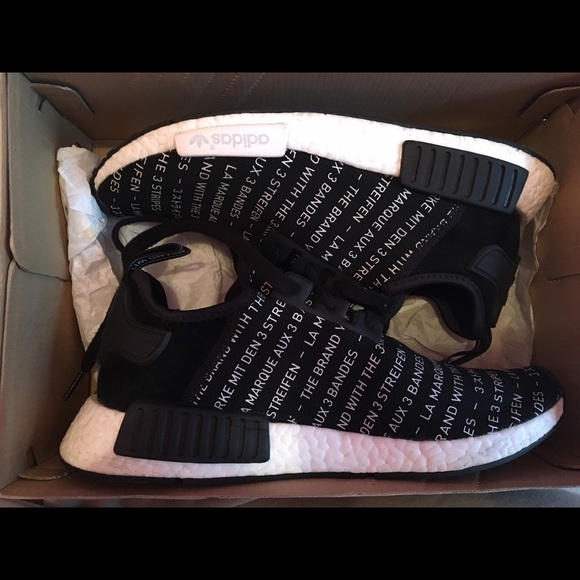 e7e5718d7 Adidas Other - Whiteout  Blackout pack NMD Adidas