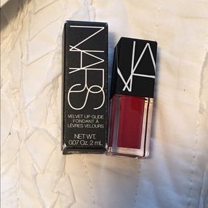 NARS Other - Nars velvet lip gloss color is Le palace.07oz