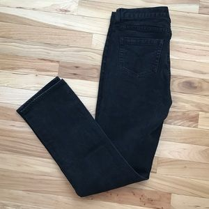 Calvin Klein Jeans Denim - Calvin Klein Black Skinny Jeans