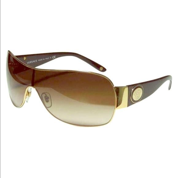 77cd4b1a28 Versace Medusa Sunglasses model VE2101-36
