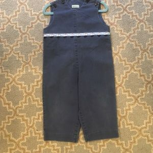 Papo d'Anjo Other - Papo d' Anjo navy blue sailboat romper, sz 12M