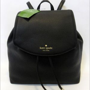 kate spade Handbags - Kate Spade Small Mulberry Street leather Backpack