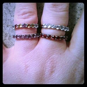 Jewelry - Semi-Precious Stone & 316L Stainless Steal Bands