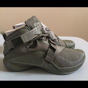 "Nike Other - LeBron Soldier 9 ""Medium Olive"""